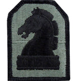 2nd Military Intelligence Command ACU Patch