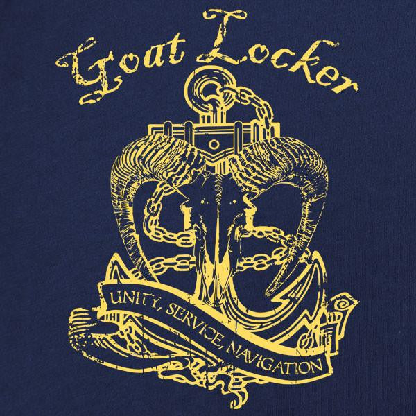 U.S. Navy Goat Locker T-shirt