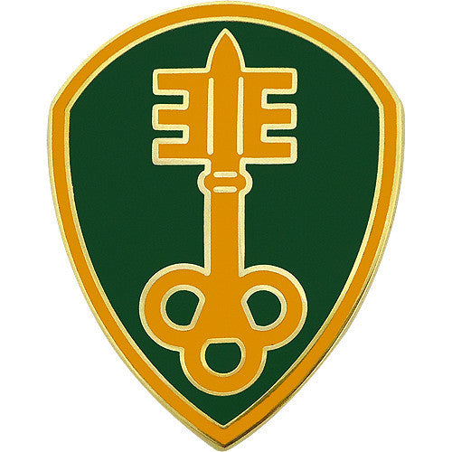 300th Military Police Brigade Combat Service Identification Badge