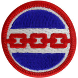 301st Support Group Class A Patch