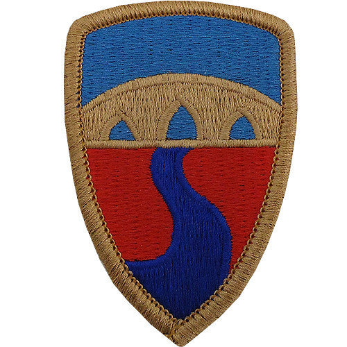 304th Sustainment Brigade Class A Patch