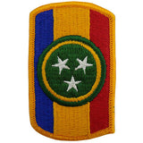 30th Armored Brigade Class A Patch