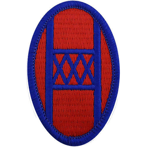 30th Infantry Division Class A Patch