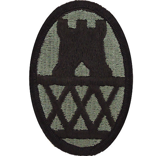 30th Engineering Brigade ACU Patch