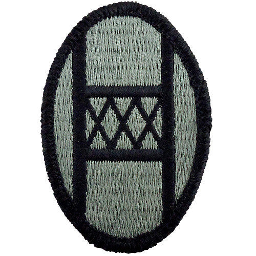 30th Infantry Division ACU Patch