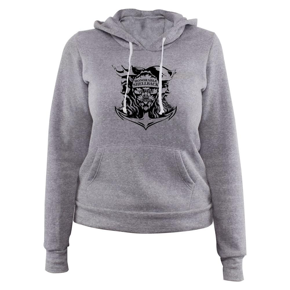 Honorable Shellback Pullover Women's Hoodie
