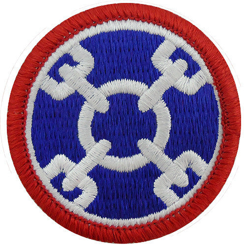 310th Sustainment Command Class A Patch