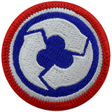 311th Support Command Class A Patch