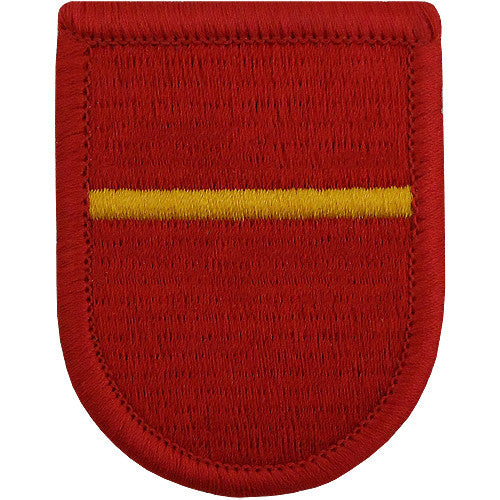 319th Field Artillery, 1st Battalion Beret Flash