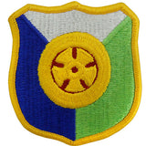 319th Transportation Brigade Class A Patch