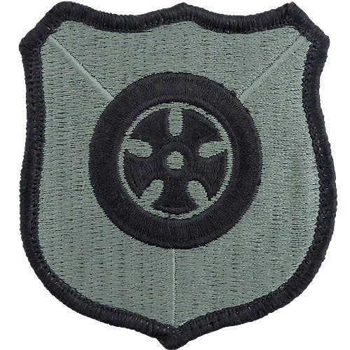 319th Transportation Brigade ACU Patch