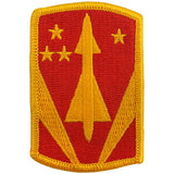 31st ADA (Air Defense Artillery) Class A Patch