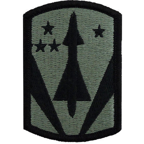 31st ADA (Air Defense Artillery) ACU Patch