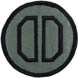31st Chemical Brigade ACU Patch