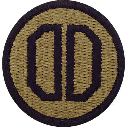 31st Chemical Brigade MultiCam (OCP) Patch