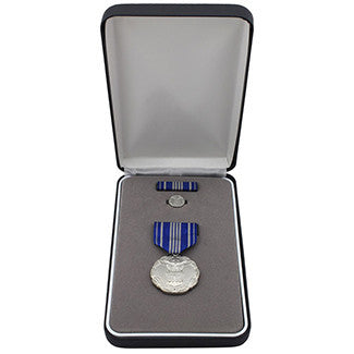 Air Force Civilian Achievement Award Medal Set