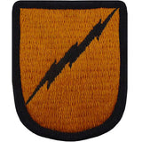 327th Signal Battalion Beret Flash