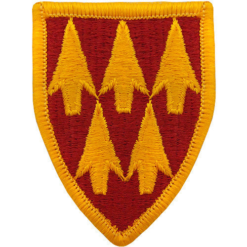 32nd Air and Missile Defense Command (AAMDC) Class A Patch