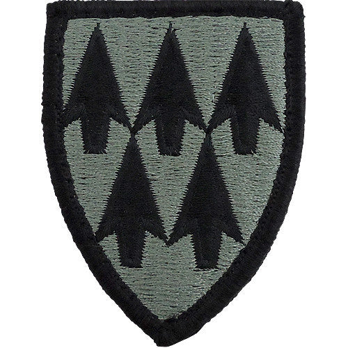 32nd Air and Missile Defense Command (AAMDC) ACU Patch