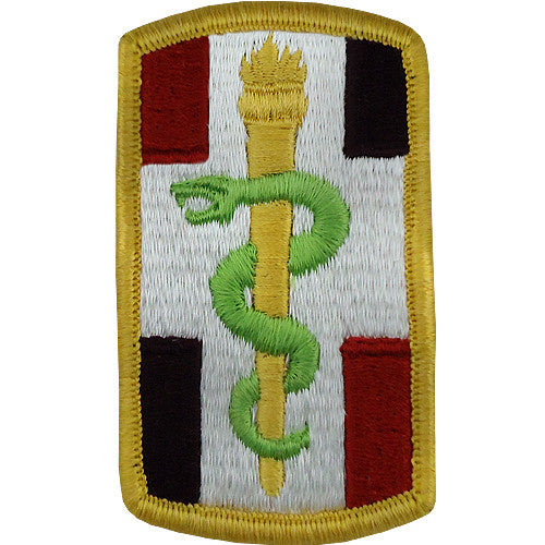 330th Medical Brigade Class A Patch