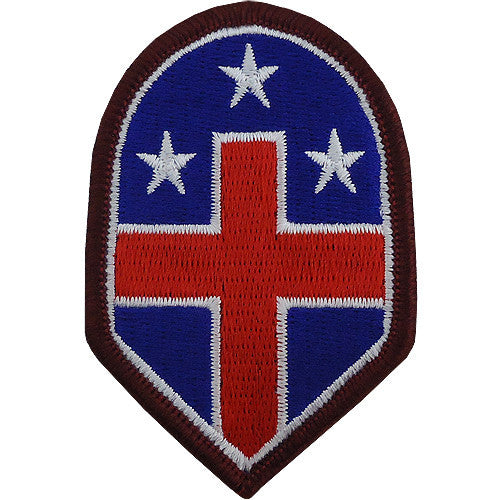 332nd Medical Brigade Class A Patch