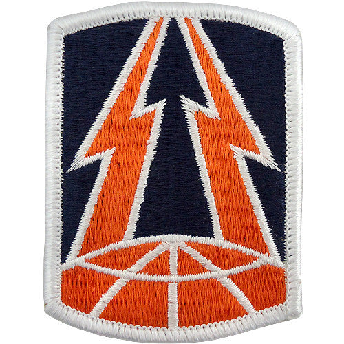 335th Signal Command Class A Patch