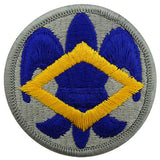 336th Finance Center Class A Patch