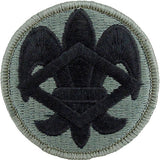 336th Finance Center ACU Patch