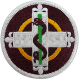 338th Medical Brigade Class A Patch