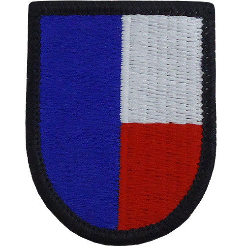 345th Psychological Operations Company Beret Flash