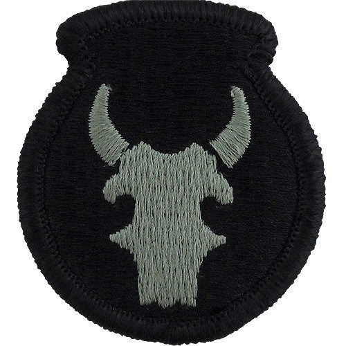 34th Infantry Division ACU Patch