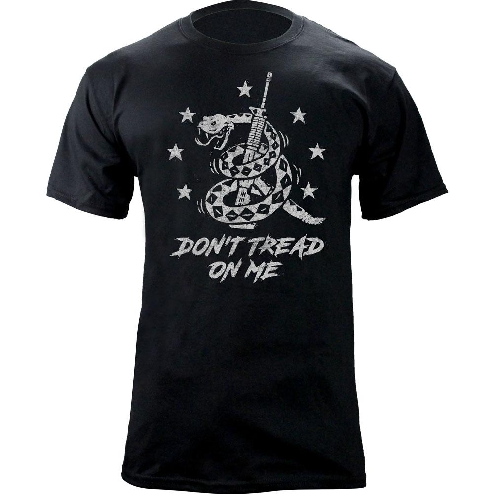 Don't Tread Grunge DTOM Graphic T-Shirt