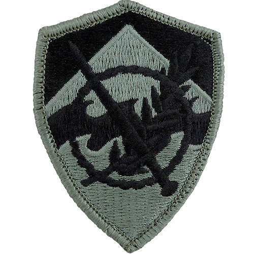 350th Civil Affairs Brigade ACU Patch