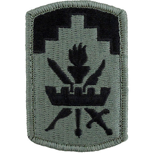 353rd Civil Affairs Command ACU Patch