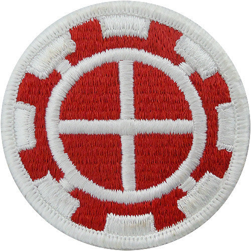 35th Engineering Brigade Class A Patch