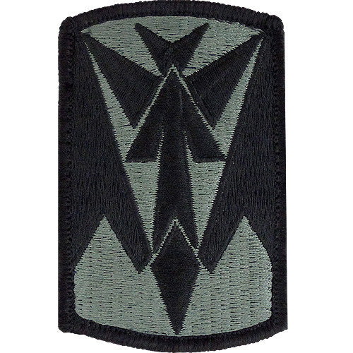 35th ADA (Air Defense Artillery) ACU Patch