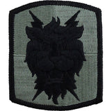 35th Signal Brigade ACU Patch
