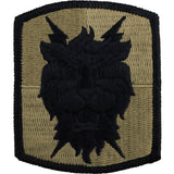 35th Signal Brigade MultiCam (OCP) Patch