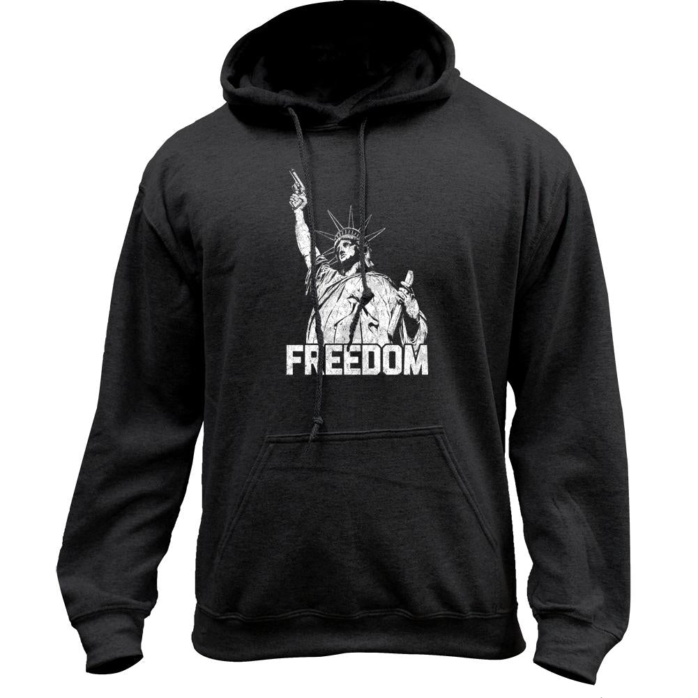 Liberty and Freedom Pullover Hoodie Sweatshirt