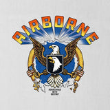Airborne Retro Eagle Concert Graphic T-Shirts