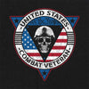 Combat Veteran Triangle Graphic T-Shirt