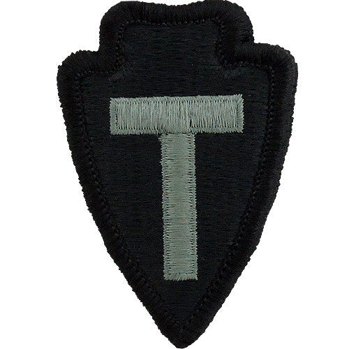 36th Infantry Division ACU Patch