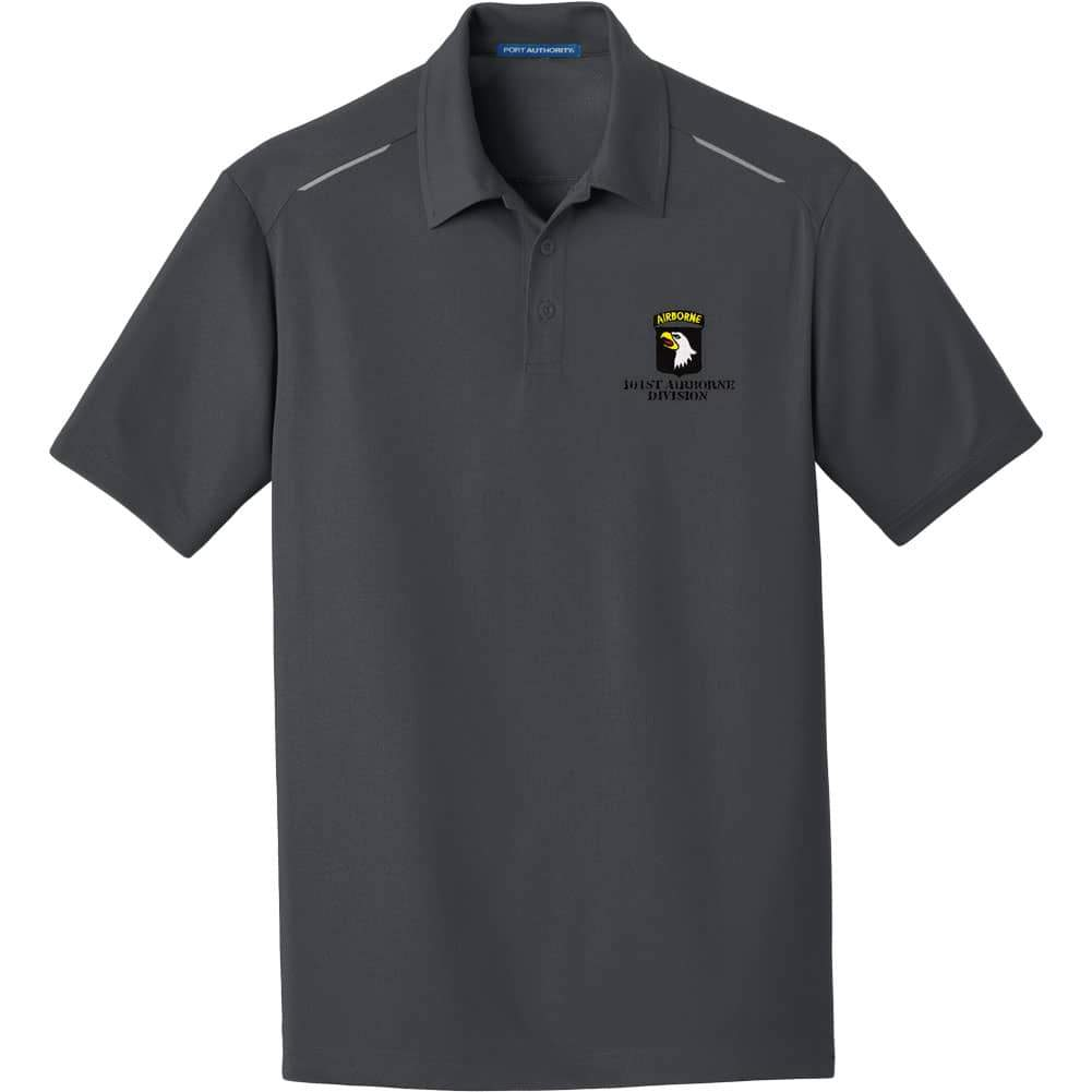 101st Airborne Performance Golf Polo