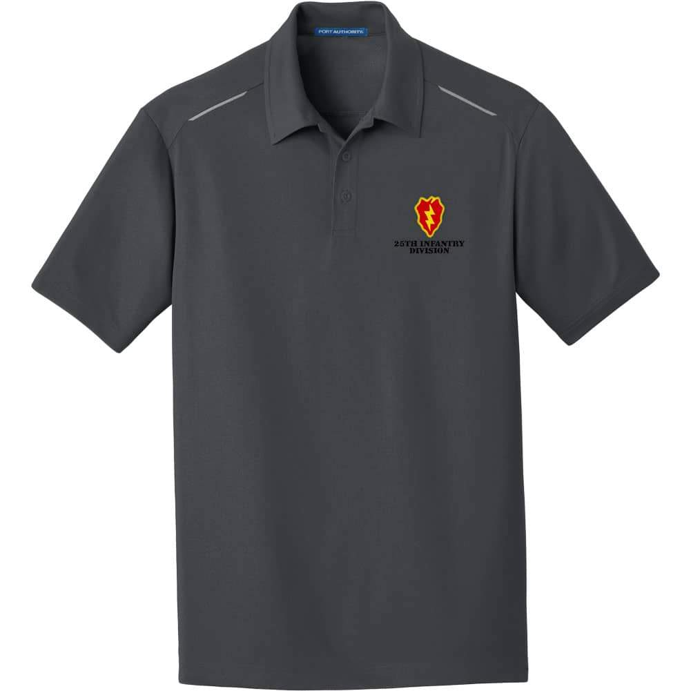 25th Infantry Division Performance Golf Polo