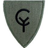 38th Infantry Division ACU Patch