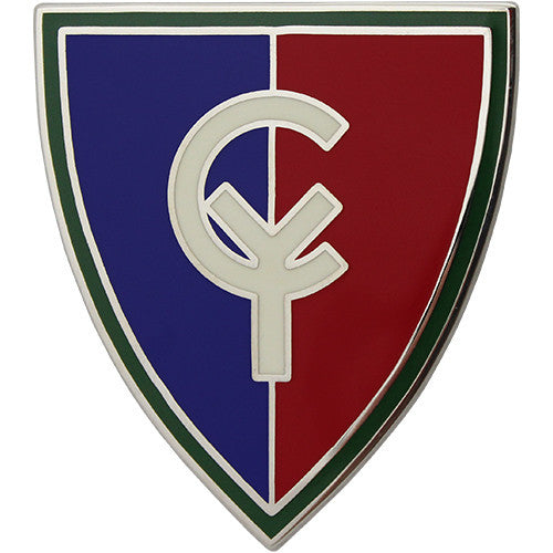 38th Infantry Division Combat Service Identification Badge