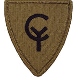 38th Infantry Division MultiCam (OCP) Patch
