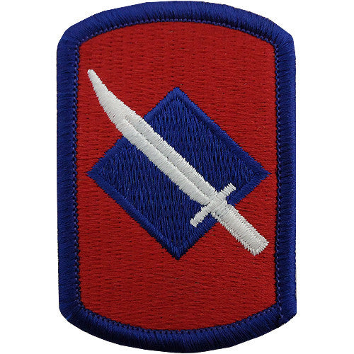 39th Infantry Brigade Class A Patch