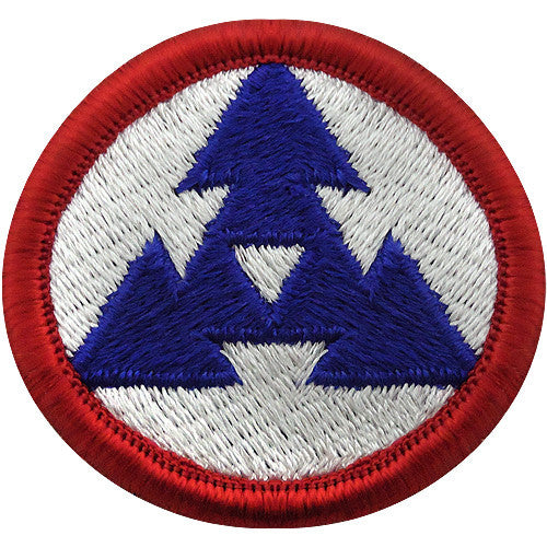 3rd COSCOM (Corps Support Command) Class A Patch