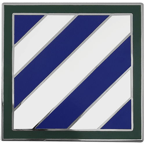 3rd Infantry Division Combat Service Identification Badge